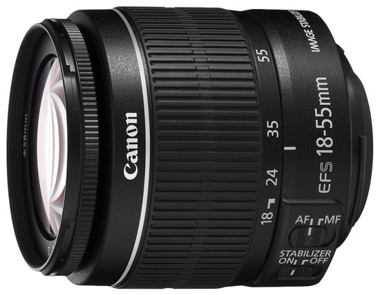 Canon EF-S 18-55mm f/3,5-5,6 IS II