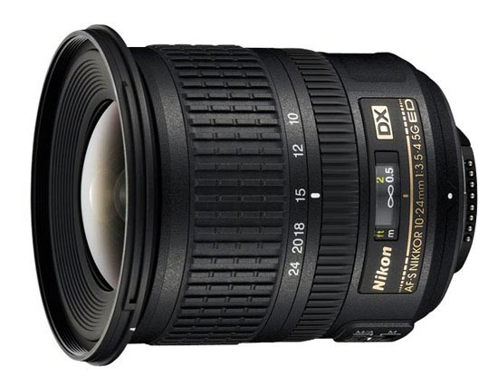 Nikon AF-S DX 10-24mm f/3,5-4,5 G IF-ED